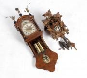 Ceas cu cuc și ceasul bunicului #253