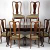 Masă cu scaune #317
