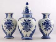 3 piese de ceramica Goude #84