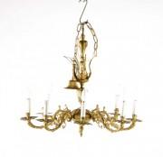 Lampa clasica din bronz #79