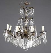 Lampă clasică cristal #160
