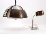 Lampa suspendata si lampa de birou #183010